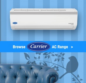 CARRIER AIRCONDITIONER